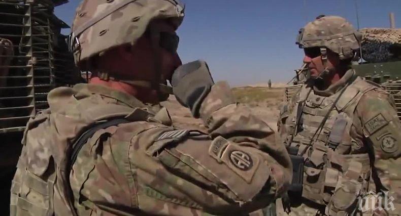 Напрежението расте: САЩ изпращат допълнителен военен контингент в Близкия Изток заради Иран