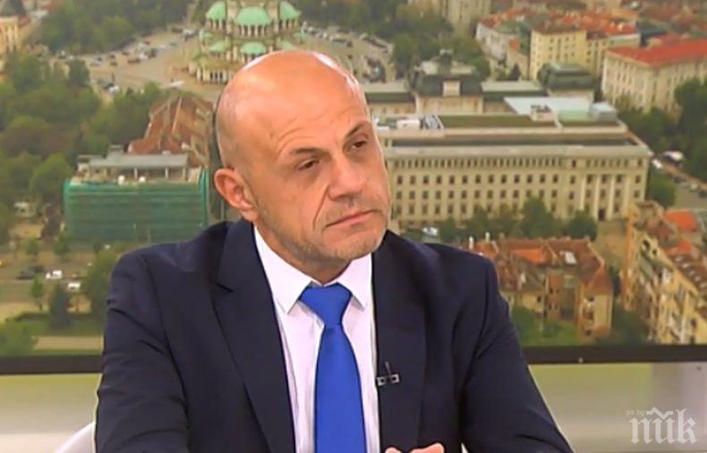 Томислав Дончев разкри какъв е подаръкът му за 60-годишнината на Борисов