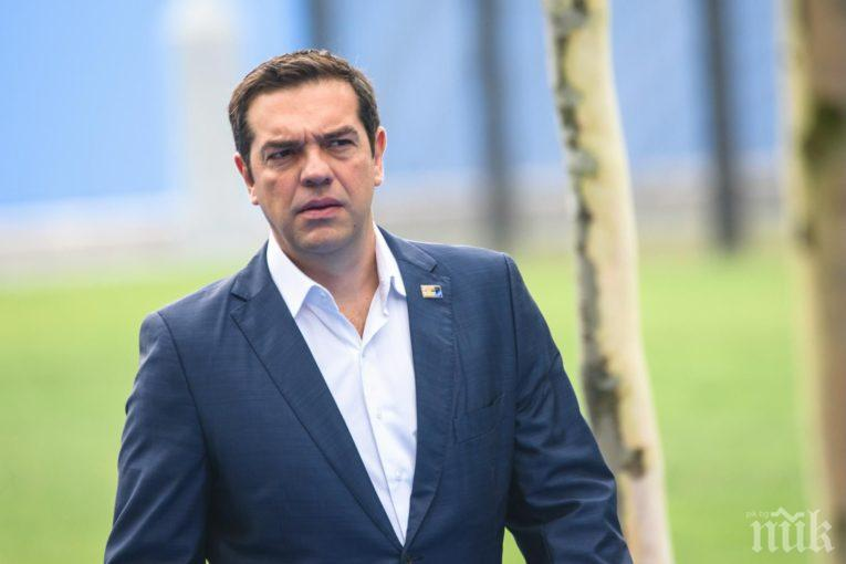 Гърция иска ЕС да наложи санкции на Турция