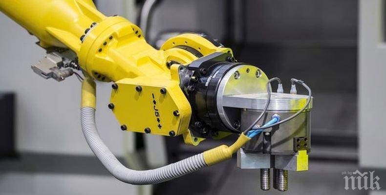 ПЪЛЕН ШАШ: Роботите стават хора - чувстват като човеци