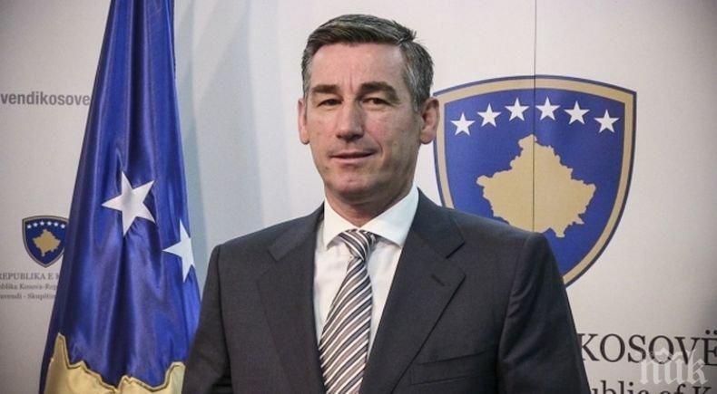 Кадри Весели бе преизбран за лидер на Демократическата партия на Косово