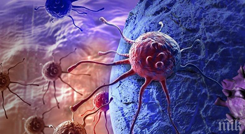Тестваха успешно лазер, който унищожава ракови клетки
