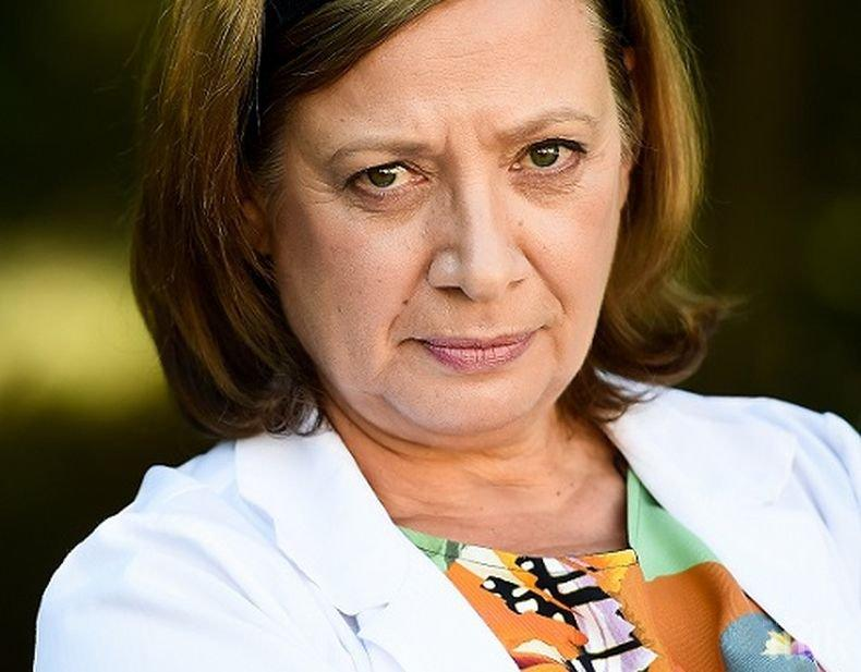 """Д-р Кръстева от """"Откраднат живот"""" не празнува рождения си ден"""