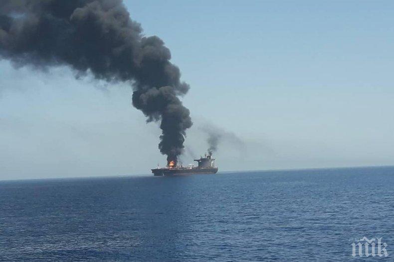 Германия: Видеото на американските военни не доказва вината на Иран в инцидента в Оманския залив