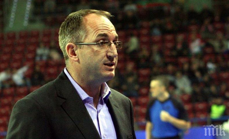"""Извел до три титли баскетболния """"Лукойл Академик"""" поема шампиона Балкан"""