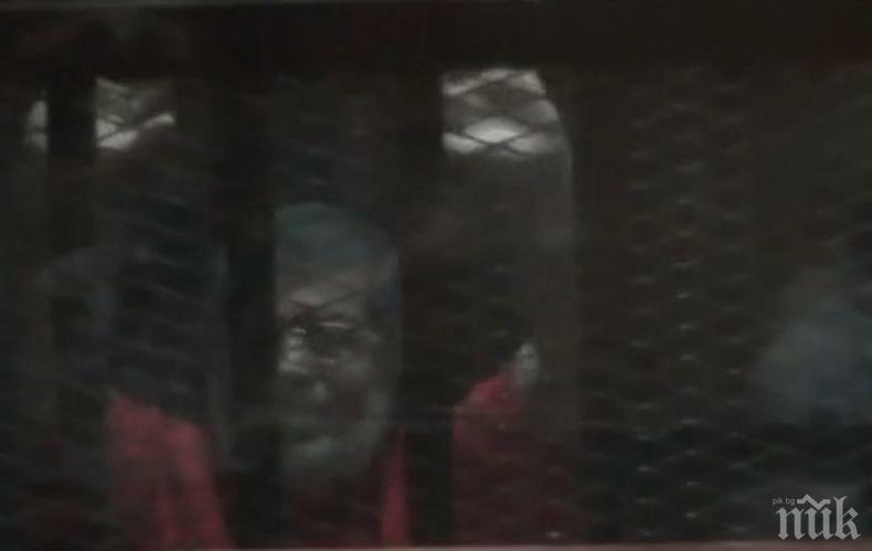 Стана ясна причината за смъртта на бившия президент на Египет Мохамед Мурси