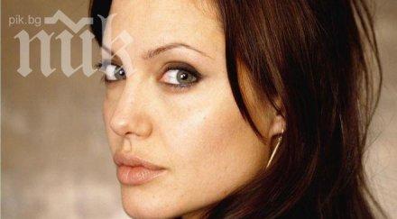 Вижте Анджелина Джоли след операцията (снимки)