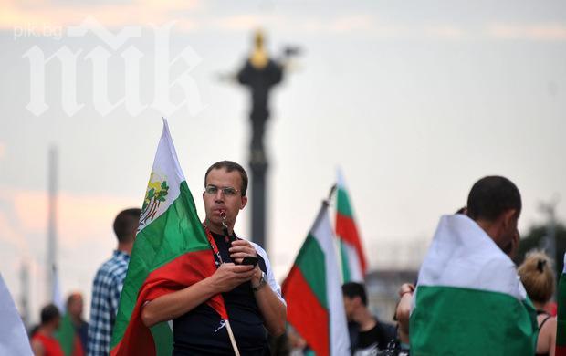 Олигавеният протест премина към партизански действия