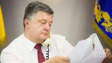 Порошенко: Партията ми е антируски политически спецназ