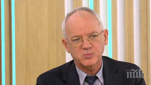 Васил Велев с коментар за различните ставки на ДДС