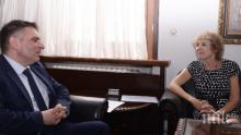 Данаил Кирилов се срещна с посланика на Нидерландия заради случая на българско дете с наложена мярка за закрила