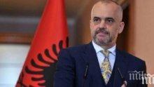 """""""Билд"""" публикува подслушани разговори, изобличаващи албанския премиер в изборна манипулация"""