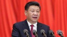 ИСТОРИЧЕСКО: Китайският президент пристигна в Северна Корея
