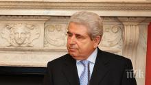 Почина бившият кипърски президент Димитрис Христофиас