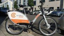 И в София ще могат да се взимат електрически колелета под наем