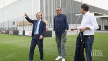 Новият треньор на Юве Маурицио Сари с много важно изказване