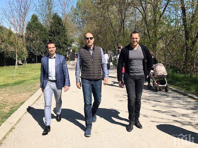 САМО В ПИК! Яне Янев с шокиращи разкрития: Цветанов и Веско Маринов ходеха прегърнати из Сандански и се хвалеха, че градът е техен. Цветанов покровителства кмета на града. Това е градът на мутрите!