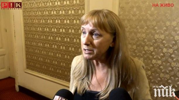ПЪРВО В ПИК: Елена Йончева се изгуби в европарламента