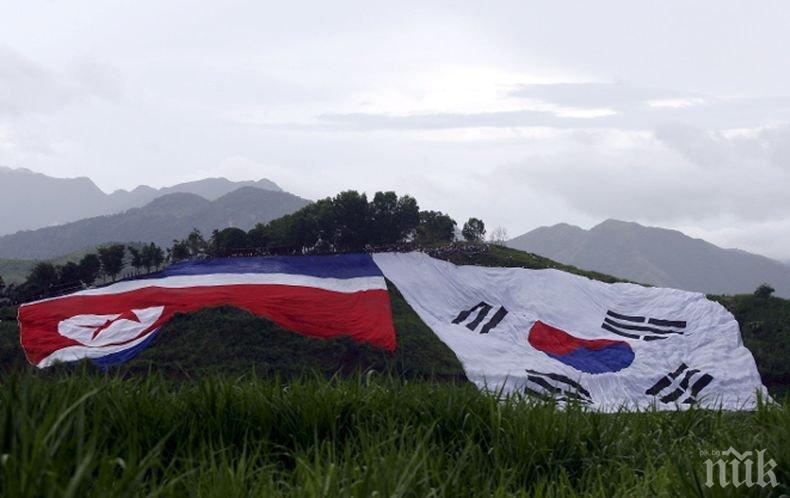 Южна Корея праща тонове ориз на Северна Корея