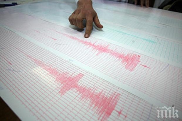 ОТ ПОСЛЕДНИТЕ МИНУТИ: Земетресение тресна индонезийската провинция Папуа