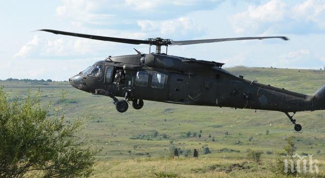 Гърция получи от САЩ 80 военни хеликоптера