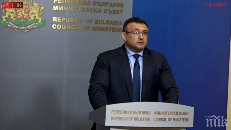 ПЪРВО В ПИК TV: Министър Младен Маринов с ексклузивен коментар за щетите от летните бедствия (ОБНОВЕНА)