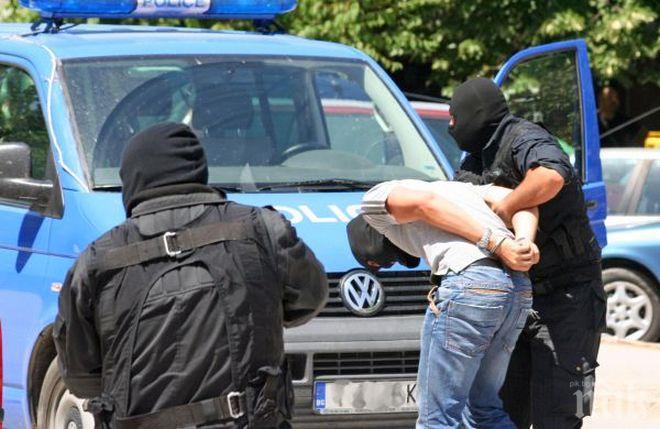 Бесен екшън с наркодилър в Плевенско, има ранен полицай