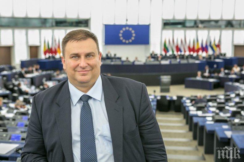 ЕКСКЛУЗИВНО В ПИК: Емил Радев отново става евродепутат (СНИМКА)