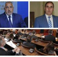 САМО В ПИК TV: Ни чул, ни видял в ГЕРБ след острите думи на Борисов за Цветанов (ОБНОВЕНА)