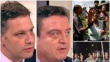 ИСКРИ В ЕФИРА! Александър Сиди и Цветелин Кънчев се хванаха за гушите заради мерките срещу циганизацията