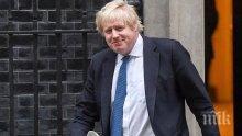 Борис Джонсън призна, че ще има нужда от сътрудничеството на ЕС, ако няма сделка за Брекзит