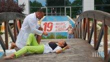 Припадат по Мистър България на Модна фиеста Албена (СНИМКИ)