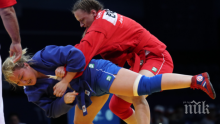 СТРАХОТНО: Взехме първо злато на игрите в Минск