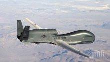 СТАВА ГОРЕЩО! Безпилотни дронове на САЩ разузнават край бреговете на Крим и Донбас