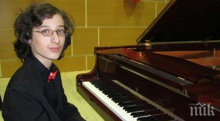 Сравниха талант на Бербатов с руския пианист Рахманинов
