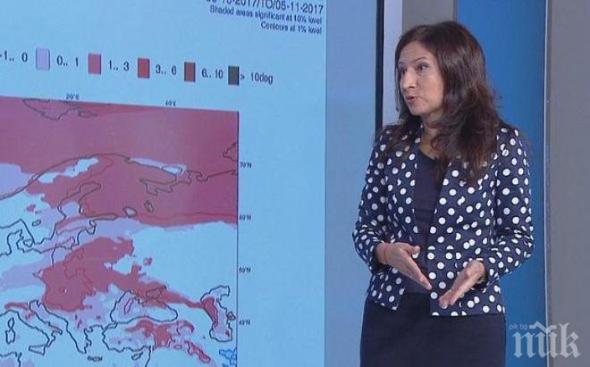 ВРЕМЕТО СЕ ПОБЪРКА: Синоптик със смразяваща прогноза! Потоп в Северна България, 55 литра на квадрат ще се излеят в Габрово