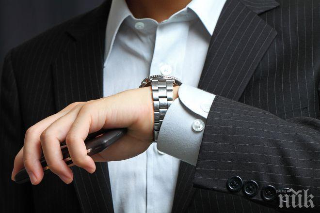 ШОК: Часовникът на ръката три пъти по-мръсен от... тоалетна чиния