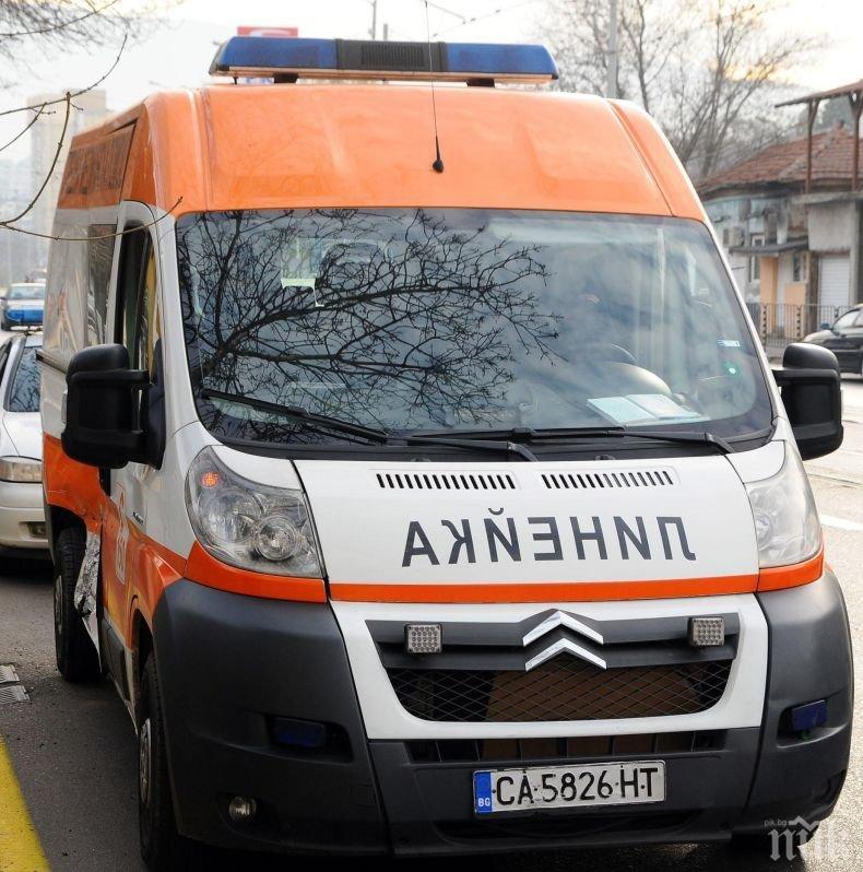 ЦЕЛУНАТО ОТ ГОСПОД: Дете падна от 8-ия етаж в Пловдив и оцеля по чудо
