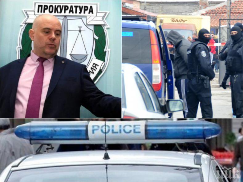 ИЗВЪНРЕДНО В ПИК TV: Спецпрокуратурата, ДАНС и ГДБОП с първи подробности за акцията срещу трафика на хора (ОБНОВЕНА)