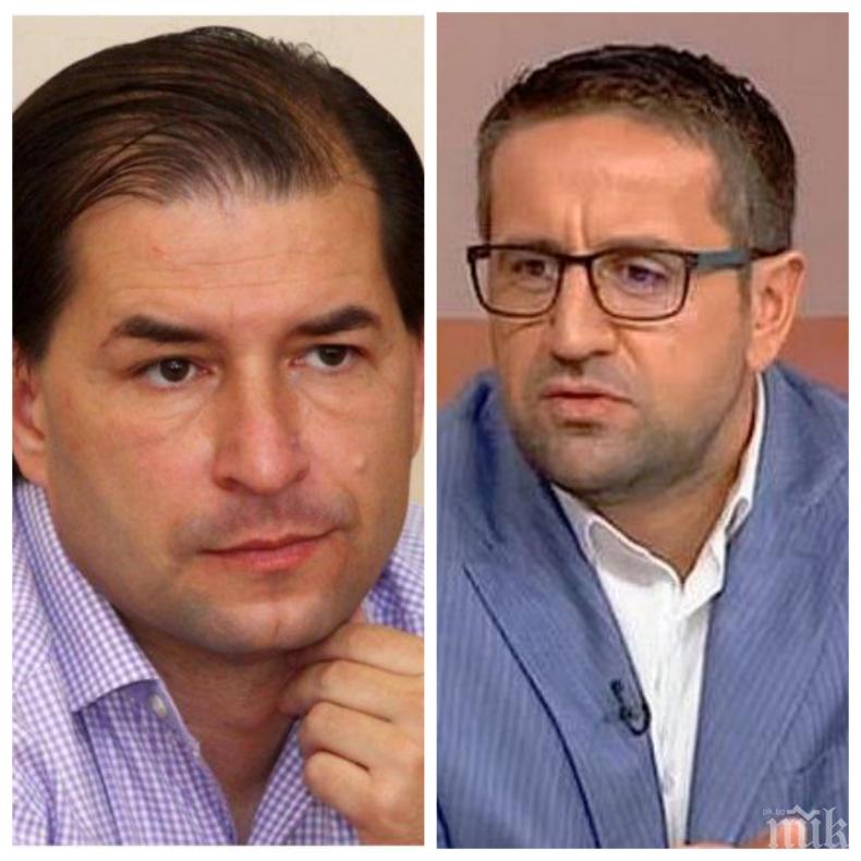 САМО В ПИК TV! Георги Харизанов и Борислав Цеков разкриха каква е съдбата на Цветанов след думите на Борисов, че е извън ГЕРБ (ОБНОВЕНА)