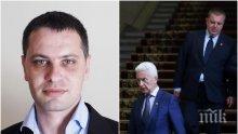 САМО В ПИК TV: Патриотът Александър Сиди проговори за борбата с циганизацията и скандалите в малката коалиция (ОБНОВЕНА)