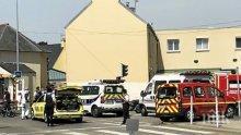 Мъж откри стрелба по хора в джамия във Франция - има ранени
