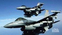САЩ изпратиха дузина Ф-22 в Персийския залив