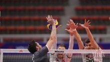 Сърбия разгроми волейболистите ни с 3:0