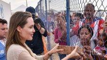 ШОК: Анджелина Джоли припадна от глад