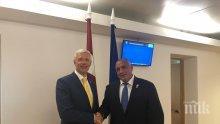 ПЪРВО В ПИК! Борисов от Брюксел: Ще бъде дълга нощ. От ЕНП стоим зад нашия кандидат (СНИМКИ)