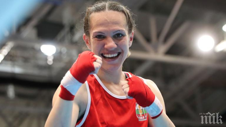 Станимира Петрова взе квота за Игрите в Токио