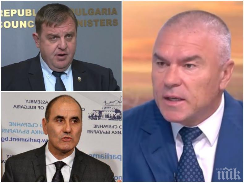 БОМБА В ЕФИР: Марешки слънчаса 3 в 1 - записва се във ВМРО, кани Цветанов във Воля и се хвърля за кмет на София