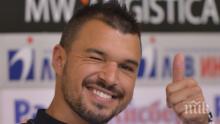 Божинов обра овациите на публиката във Враца