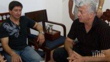 Признание: Министър Красен Кралев дава отличия на родни легенди на спортната гимнастика